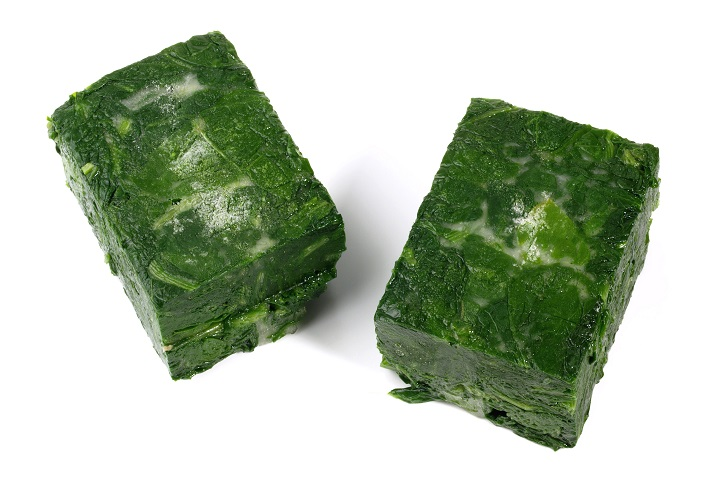 Freeze-Spinach