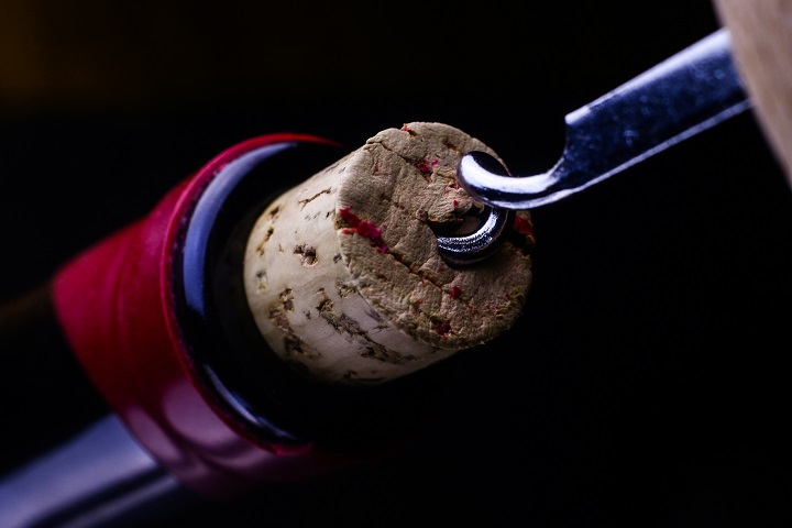 Corkscrew-and-bottle-of-wine