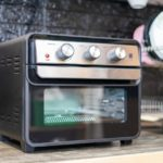 Air-Fryer-oven-in-the-kitchen.-Black-Modern-Electric-Deep.-Domestic-Household-Small-Kitchen-Appliances