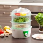 Cooking-in-the-steamer.-Healthy-food-for-children-and-diet